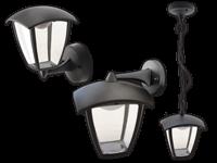 Stenske LED zunanje svetilke