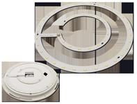 Vgradna LED svetilna enota za svetilna telesa