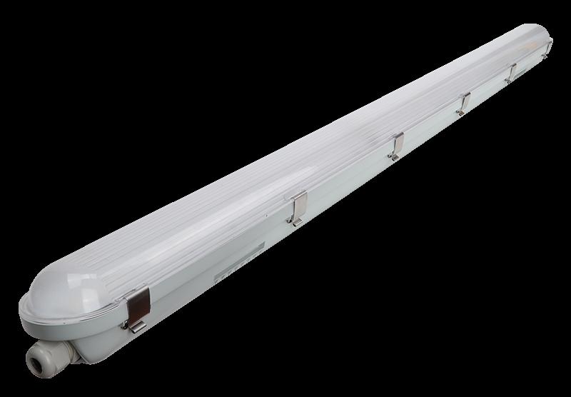 Zaščitene LED industrijski svetilke, LVH