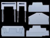 Dodatni deli za VS vrstne sponke (TSKC)