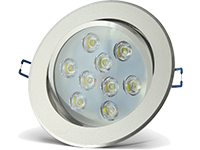 LED High power vgradna svetila
