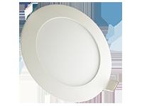 LED paneli okrogli