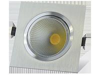LED COB vgradna svetila