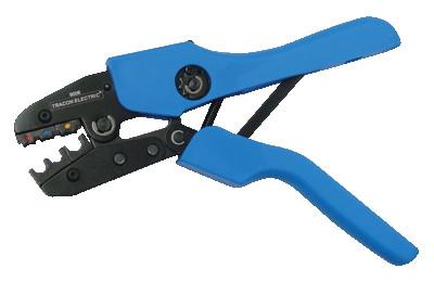 Klešče za stiskanje izoliranih kabelskih čevljev 2,5-6 mm2, 247 mm