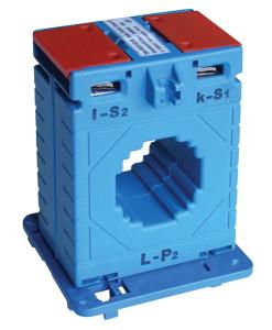 Transformator z možnostjo pritrditve na letev Po:1, 60A/5A, 1,5VA