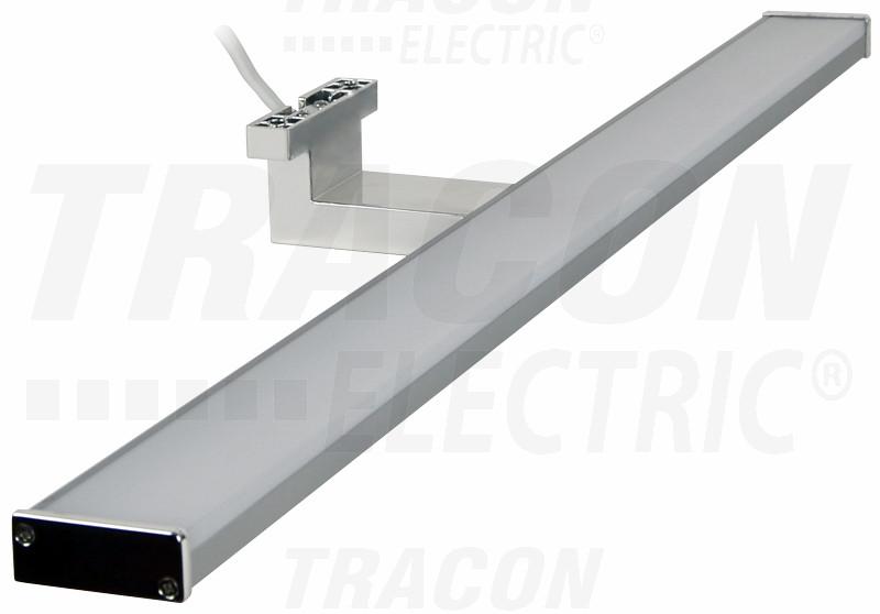 Stropna svetilka 230VAC, 50Hz, 8W, 4000K, 500lm, IP44, EEI=A