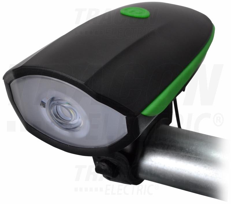 Polnilna LED svetilka za kolo 3W, 6000K, 1200mAh Li-Ion, 250lm, IP64