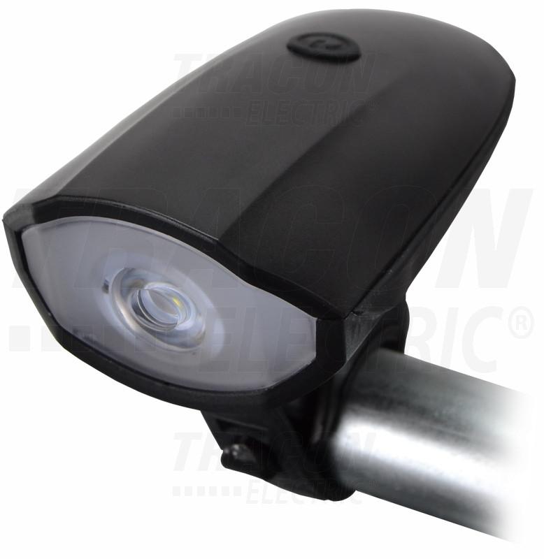 LED svetilka za kolo na baterijo 3W, 6000K, 3×AAA, 250lm, IP64, 5h
