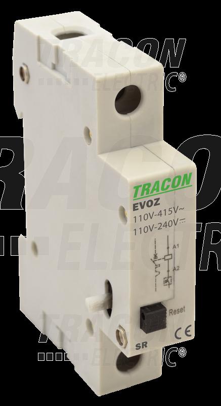 Sprožilec delovnega toka k odklopniku tipa EVOZ Us=110-415V AC; W=18mm