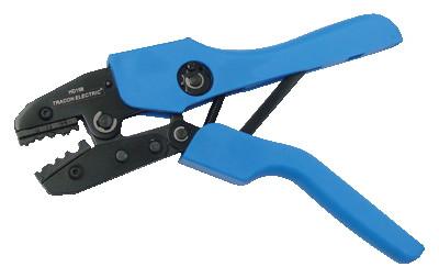 Klešče za stiskanje neizoliranih kabelskih čevljev 1,5-6 mm2, 247 mm