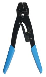 Klešče za stiskanje neizoliranih kabelskih čevljev 1,5-10 mm2