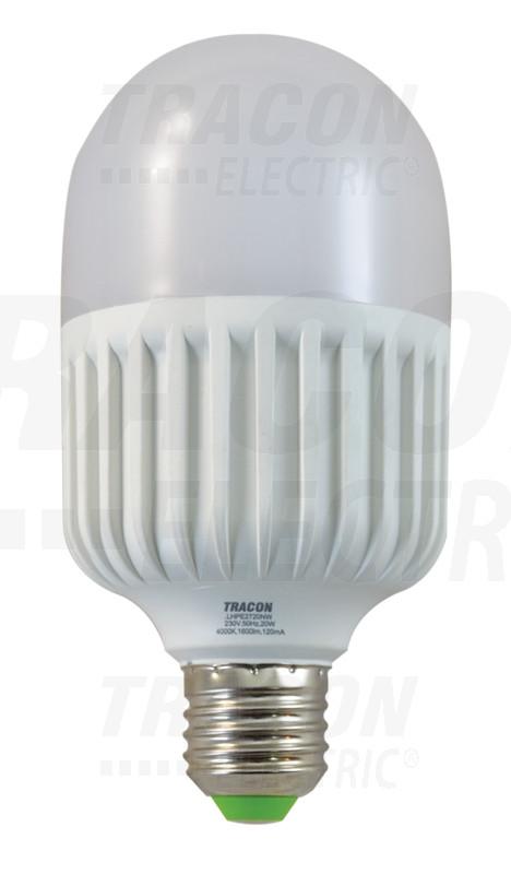 LED svetilka večjega nazivnega učinka 230 V, 50 Hz, 60 W, E40, 4500 lm, 4500 K, 270°, EEI=A
