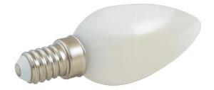LED žarnica - sveča - sistem hlajenja z oljnim polnilom 230 V, 50 Hz, E14, 4 W, C35, 3000 K, 400 lm