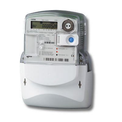 Trifazni števec električne energije ISKRA MT381-D1A52 elektronski