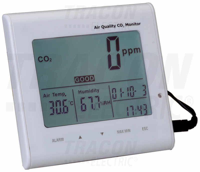 Digitalni merilnik kakovosti zraka