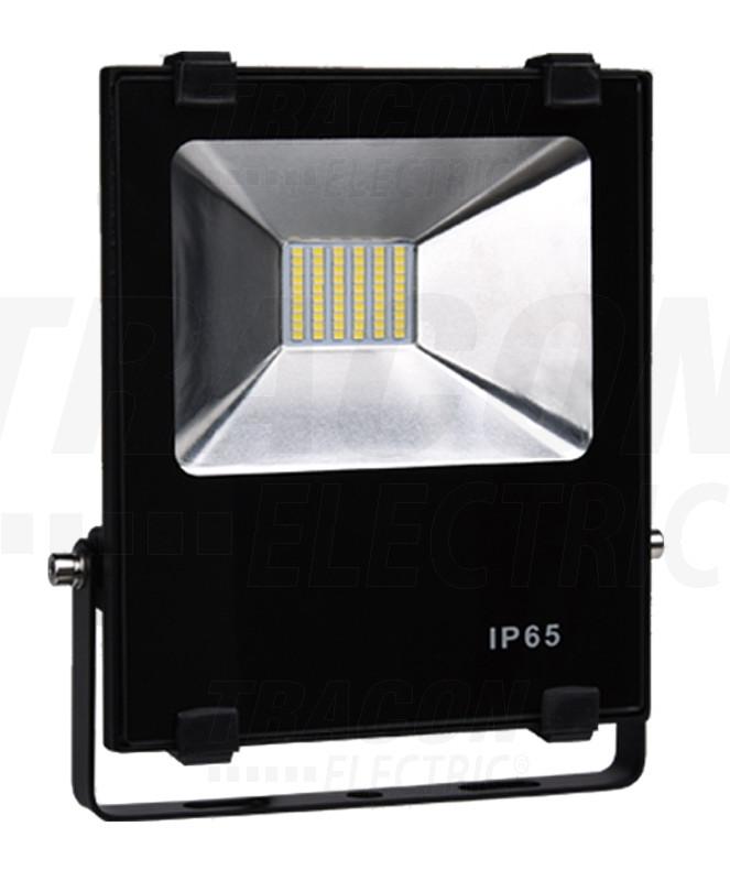 SMD LED reflektor 220-240 V AC, 10 W, 700 lm, 4500 K, IP65, EEI=A