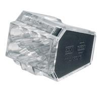 Hitra sponka brez vijaka 8x1-2,5 mm2, prozorna