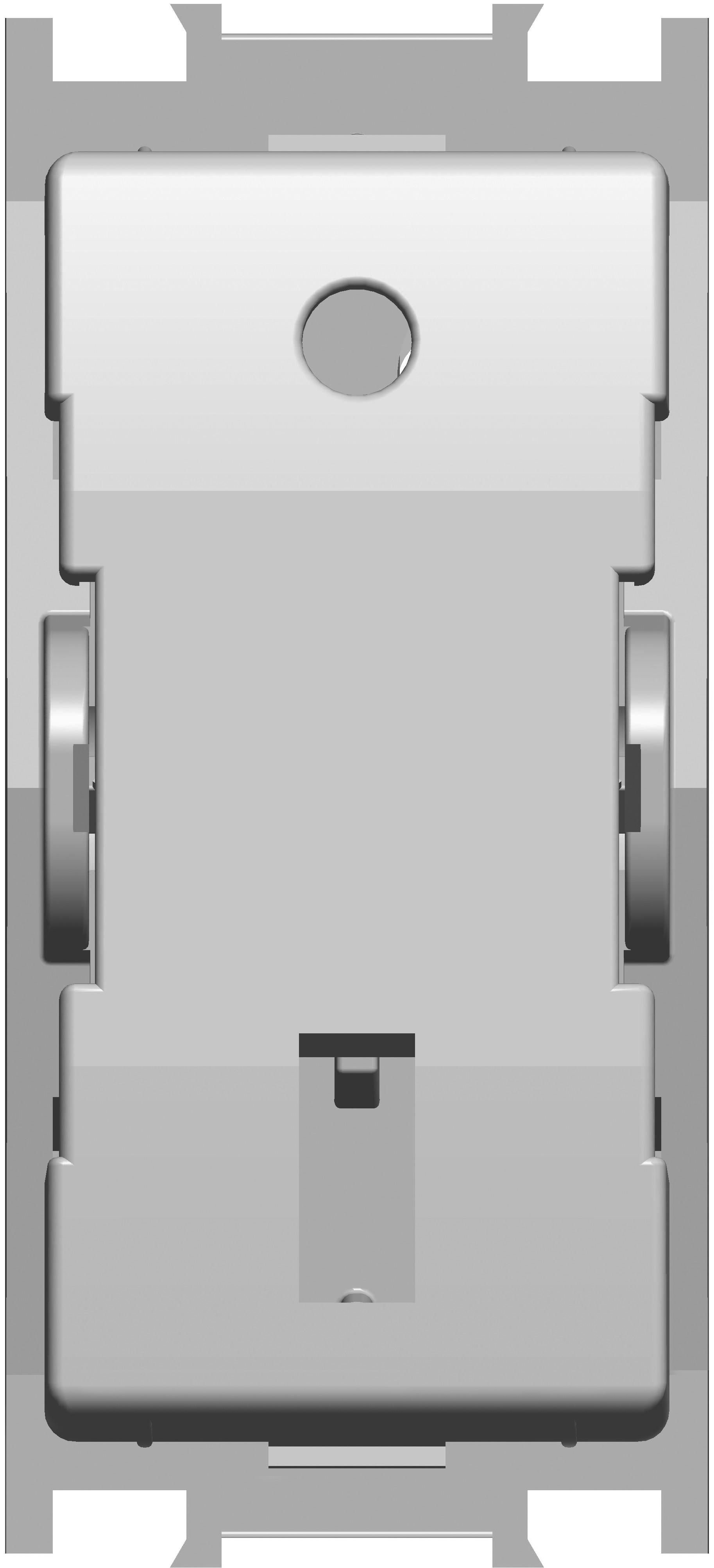 Stikalo žaluzijsko 1-0-2 16AX 250V~ 1M