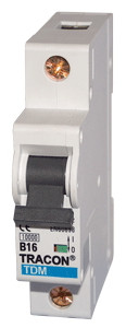 Instalacijski odklopnik - avtomatska varovalka (10 kA) C-1P-1A