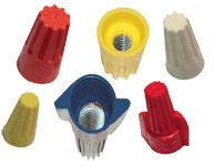 Navojna sponka 1-4 mm2, za upogljive bakrene vodnike