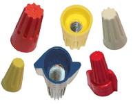 Navojna sponka 1,5-6 mm2, za upogljive bakrene vodnike