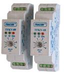 Zaščitni rele-opazovanje napetosti-1/3faz, nastavljiva zakasnitev, Umin=160V, 5-15min, 5A/250V AC