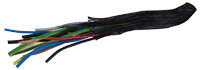 Plastična kabelska mreža za kable, 10 mm