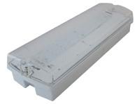 Zasilna LED svetilka, 230V, 4W, 30×LED, 3h, 4,8V/900 mAh, Ni-Cd, IP65