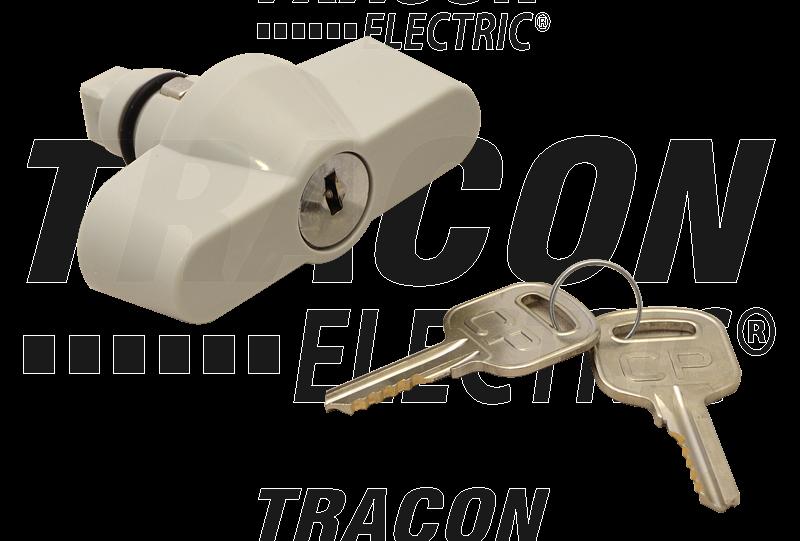 Ključavnica za omaro TME 180°