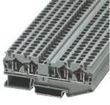 Vrstna sponka VS, ozemljitvena s štirimi sponkami, 0,2-4 mm2