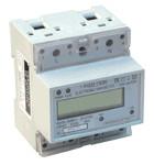 Števec električne porabe - LCD prikaz, neposredno merjenje, 1F, 230V / 5 (30)A