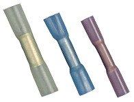 Krčljiv vezni tulec 1,5 mm2, L=37 mm, d1=1,8 mm, rdeč