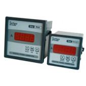 Digitalni ampermeter za posredno (trafo) merjenje izmeničnega toka 96×96mm, 5A AC