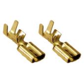 Neizolirani natični kontakt 6,3x0,8 mm, 4-6 mm2