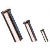 Neizolirana votlica 6 mm2, L=12 mm