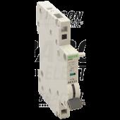 Pomožni kontakt za odklopnik tipa EVOZ 230V, 50Hz, In:6A W=9mm; 0,5-4mm2
