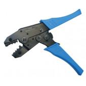 Klešče za stiskanje neizoliranih kabelskih čevljev 1,5-6 mm2, 225mm