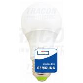 LED žarnica, bučka s čipom SAMSUNG 230V, 50Hz, 12W, 4000K, E27, 1080 lm, 200°, A60, EEI=A+