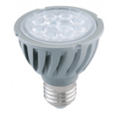 Power LED žarnica 230VAC, 5 W, 2700 K, E27, 300 lm, 90°