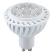 Power LED žarnica 230VAC, 5 W, 6500 K, GU10, 300 lm, 90°