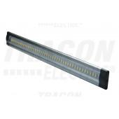 Vrstna LED kuhinjska svetila, ravna 12 VDC, 5 W, 470 lm, 4000 K, 72×SMD3528