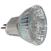 LED žarnica, MR11, 12V 0,8 W 12LED, bela, G5.5