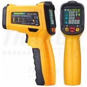 Infrardeč termometer -40°C..+800°C