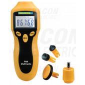 Digitalni merilnik vrtljajev 1-10000 RPM