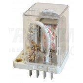 Rele velike moči 230 V AC s 3 preklop. kontakt., 230 V AC / 28 V DC