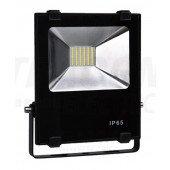 SMD LED reflektor 220-240 V AC, 20 W, 1400 lm, 4500 K, IP65, EEI=A