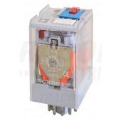 Močnostni industrijski rele 12 V DC s 3 preklop. kontakt., 230V AC / 28V DC