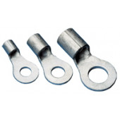 Očesni kabelski čevelj 185 mm2, d1=21,6 mm, d2=10,5 mm