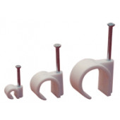 Objemka za koaksialni kabel 20-25 mm