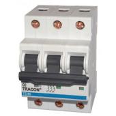 Instalacijski odklopnik - avtomatska varovalka (10 kA) D-3P-40A